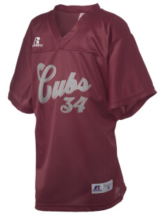 Central Kitsap Junior High School Cubs Russell Kid's Replica Football Jersey