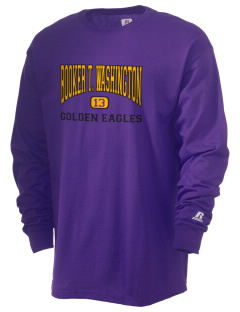 Washington High School Golden Eagles  Russell Men's Long Sleeve T-Shirt