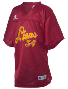 Liberty High School Lions Russell Kid's Replica Football Jersey