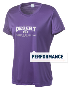Desert High School Scorpions Women's Competitor Performance T-Shirt
