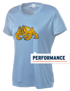 Turlock High School Bulldogs Women's Competitor Performance T-Shirt
