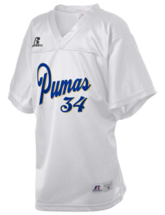 Harmon Johnson Elementary School Pumas Russell Kid's Replica Football Jersey