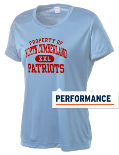 North Cumberland Elementary School Patriots Women's Competitor Performance T-Shirt