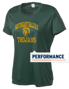 Southeast Halifax High School Trojans Women's Competitor Performance T-Shirt