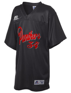 Central High School Panthers Russell Kid's Replica Football Jersey