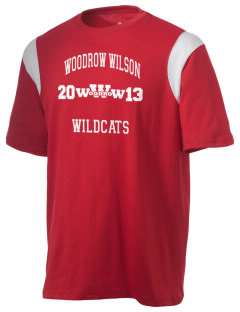 Woodrow Wilson High School Wildcats Holloway Men's Rush T-Shirt