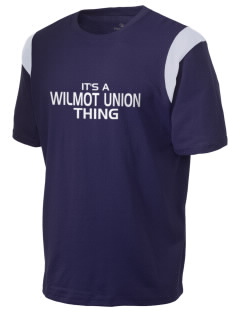 Wilmot Union High School Panthers Holloway Men's Rush T-Shirt