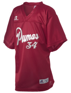 North Ranchito Elementary School Pumas Russell Kid's Replica Football Jersey
