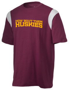 Andrew Jackson Elementary School Huskies Holloway Men's Rush T-Shirt