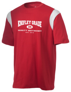 Knifley Grade Center Greyhounds Holloway Men's Rush T-Shirt