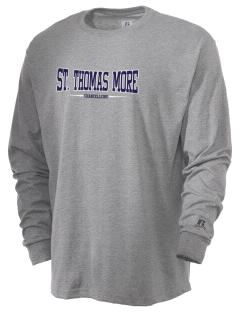 St. Thomas More School Chancellors  Russell Men's Long Sleeve T-Shirt