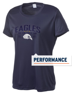 Tooker Avenue Elementary School Eagles Women's Competitor Performance T-Shirt