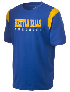 Kettle Falls Middle School Bulldogs Holloway Men's Rush T-Shirt