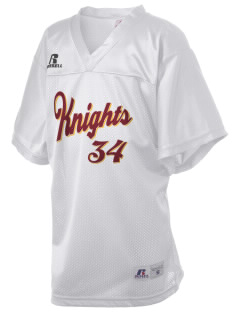 Naches Valley Middle School Knights Russell Kid's Replica Football Jersey
