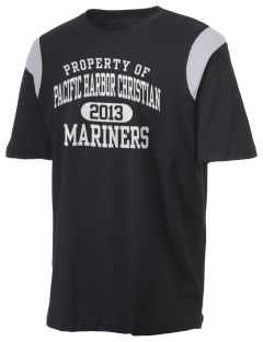 Pacific Harbor Christian School Mariners Holloway Men's Rush T-Shirt