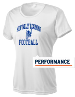 Mid Valley Learning Center Vikings Women's Competitor Performance T-Shirt