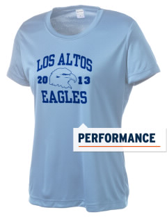 Los Altos High School Eagles Women's Competitor Performance T-Shirt