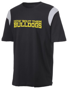 Anatola Elementx1y School Bulldogs Holloway Men's Rush T-Shirt