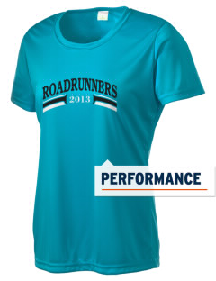 Marylin Avenue Elementary School Roadrunners Women's Competitor Performance T-Shirt
