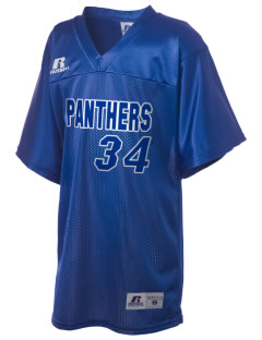 Prairie Elementary School Panthers Russell Kid's Replica Football Jersey