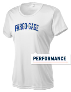 Fargo School Bearcats Women's Competitor Performance T-Shirt