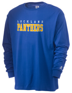 Lockland Elementary School Panthers  Russell Men's Long Sleeve T-Shirt