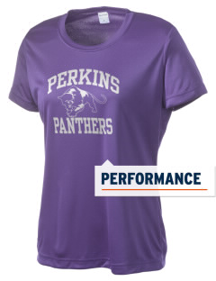 Perkins Elementary School Panthers Women's Competitor Performance T-Shirt