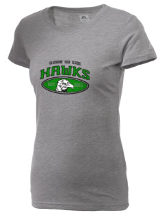 Kilbourne School Hawks  Russell Women's Campus T-Shirt