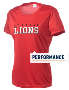 Central Elementary School Lions Women's Competitor Performance T-Shirt