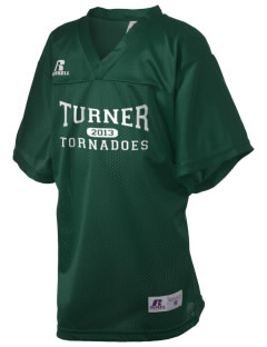 Turner High School Tornadoes Russell Kid's Replica Football Jersey