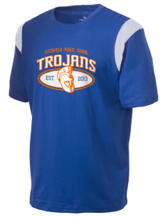 Litchfield Public School Trojans Holloway Men's Rush T-Shirt