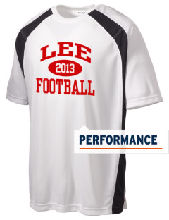 Lee Elementary School Lions Men's Dry Zone Colorblock T-Shirt