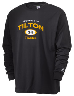 Tilton Elementary School Tigers  Russell Men's Long Sleeve T-Shirt
