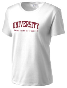 university of phoenix t shirts prep sportswear