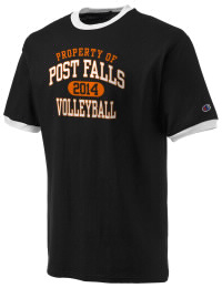 Post Falls High School Volleyball