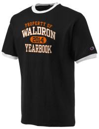 Waldron High School Yearbook