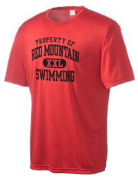 Red Mountain High School Swimming