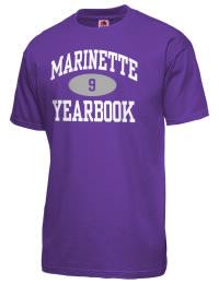Marinette High SchoolYearbook