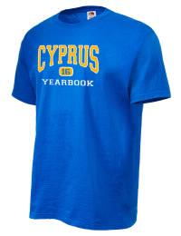 Cyprus High SchoolYearbook