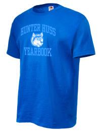 Hunter Huss High SchoolYearbook