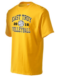 East Troy High SchoolVolleyball