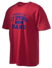 Cypress Springs High School Band