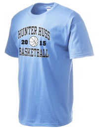 Hunter Huss High SchoolBasketball