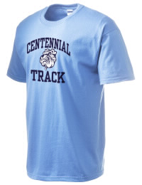 Centennial High School Track