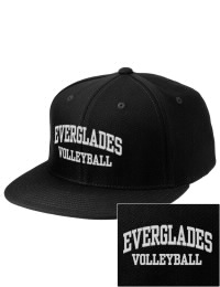 Sport a cool custom pro look, for yourself or the whole team, with this Everglades High School Gators fitted embroidered cap. The Everglades High School Gators sportswear hat is made from innovative poly-wool performance fabric with black underbill and a fiber-tech visor board that is flat as can be, allowing you to bend it -- or not -- however you like your merchandise.