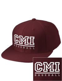 Sport a cool custom pro look, for yourself or the whole team, with this Cheyenne Mountain High School Indians fitted embroidered cap. The Cheyenne Mountain High School Indians sportswear hat is made from innovative poly-wool performance fabric with black underbill and a fiber-tech visor board that is flat as can be, allowing you to bend it -- or not -- however you like your merchandise.