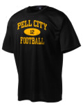 Play like a pro in this Pell City High School t-shirt made with Dri-Mesh moisture management fabric. The double-layer poly-mesh wicks and releases perspiration to keep you comfortable and presentable in even the most active circumstances.
