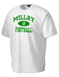 Play like a pro in this Millry High School t-shirt made with Dri-Mesh moisture management fabric. The double-layer poly-mesh wicks and releases perspiration to keep you comfortable and presentable in even the most active circumstances.