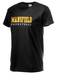 Ultra cotton comfort for the softest feel against your skin. The Mansfield High School Tigers crewneck T-shirt features a seamless collar for added comfort.
