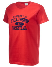 Ultra cotton comfort for the softest feel against your skin. The Fellowship Christian School Paladins crewneck T-shirt features a seamless collar for added comfort.